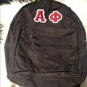 Handbags - Alpha Phi Backpack